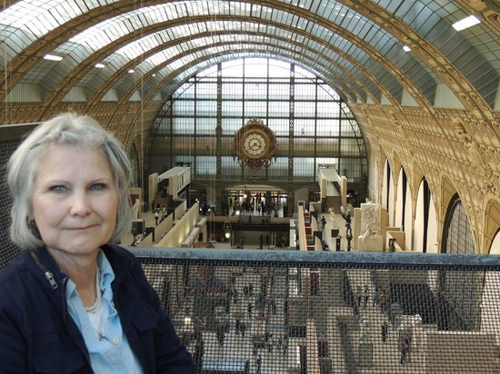 Musée d'Orsay : View from 5th floor