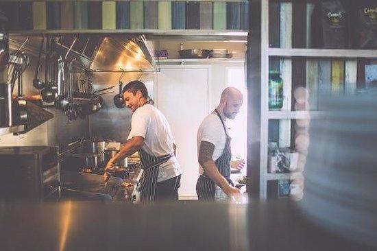 Belongil Bistro : Chefs