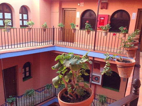 PV-Holidays Residence Patio de la Alameda: vista