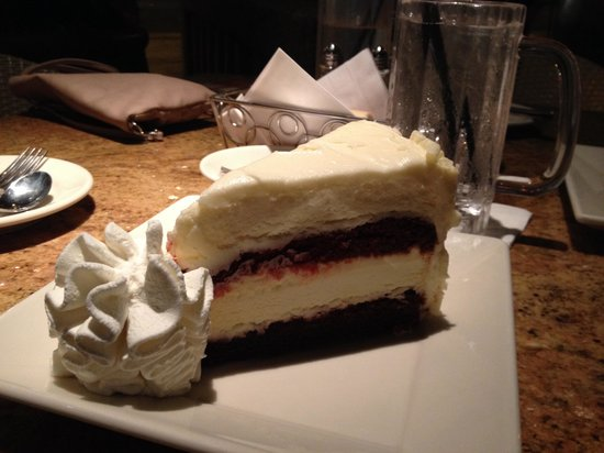 The Cheesecake Factory: Yummy