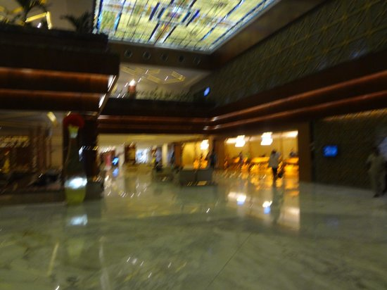 Moon Palace Cancun: lobby