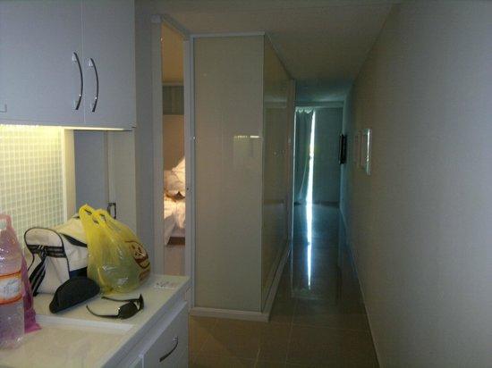 Angra Beach Hotel: Quarto