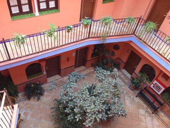 Hotel Patio de la Alameda: vista
