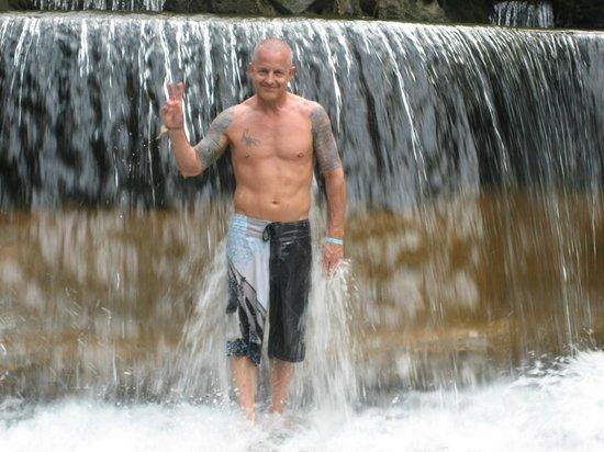 Tabacon Thermal Resort & Spa : hot springs