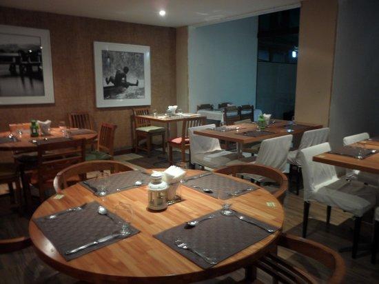 Villa Da Praia Hotel: Restaurante