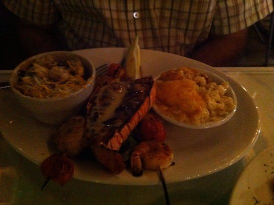 The George on the Riverwalk : Delicious