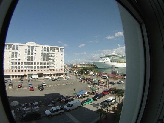 Sheraton Old San Juan Hotel: View