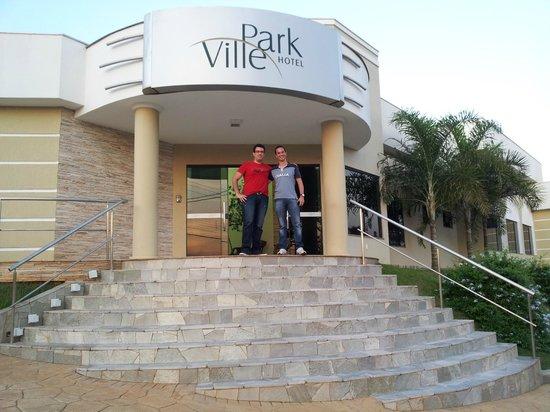 Ville Park Hotel: Fachada