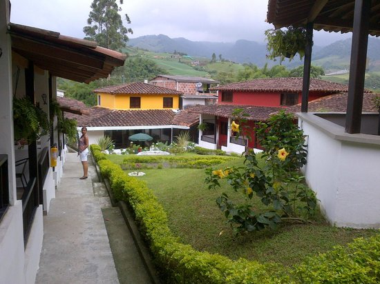 La Ruana Hotel y Fonda: Lovely peaceful place to stay with an excellent service!!