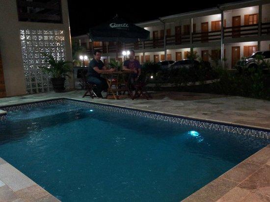 Ville Park Hotel: Vista da piscina