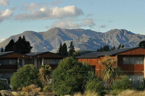 Mercure Oakridge Resort Lake Wanaka: View from the grounds