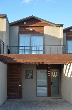 Oakridge Resort Lake Wanaka: We stayed in the upstairs room