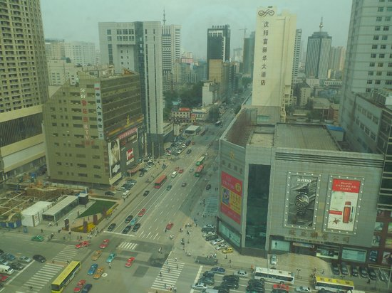 Tangtang Theme Apartment Hotel Shenyang Middle Street New World