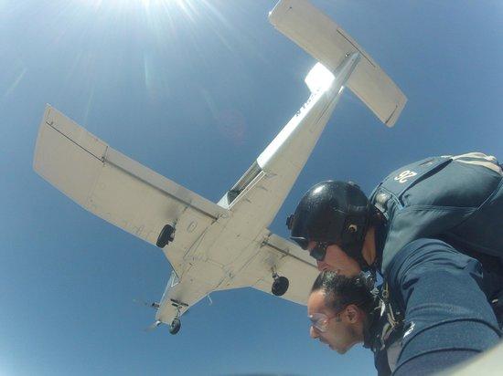 Skydive Las Vegas : Here we go!