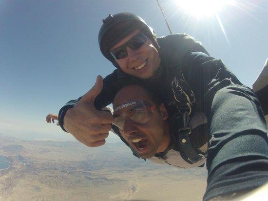 Skydive Las Vegas : Yeahhhhh