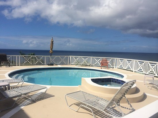 Villa Marbella Suites: The Pool