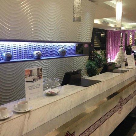 Aston Primera Pasteur Hotel & Conference Center: Great Design