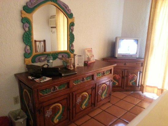 Hotel El Tukan: room