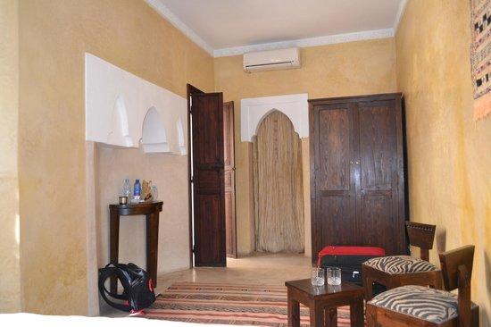 Riad Karmanda : Habitacion