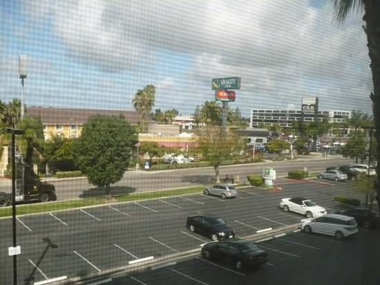 Holiday Inn San Diego North Miramar: View from window