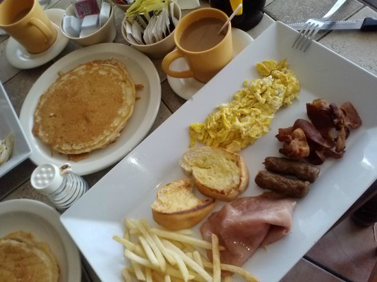 Hacienda Don Jose: $9.95 Complete Breakfast / Coffee is Extra