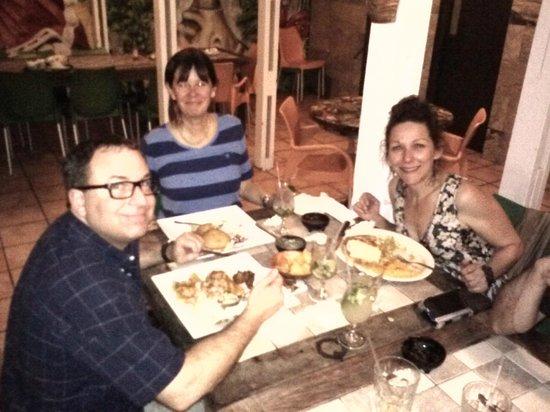 Hacienda Don Jose : Dinner with Friends