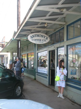 Anthony's Coffee Co Incorporated: Anthony's Coffee House, Paia