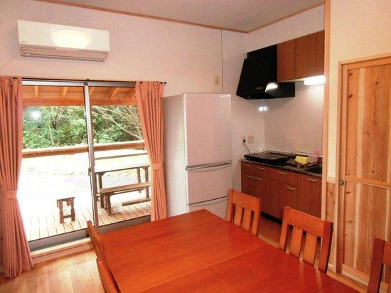 Guesthouse Yakushima : Public Room