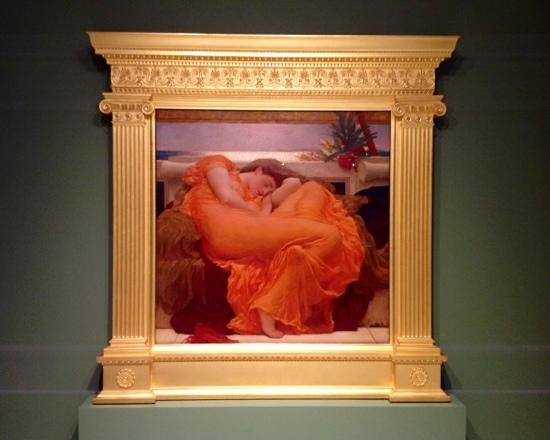 Museo de Arte de Ponce: Flaming June