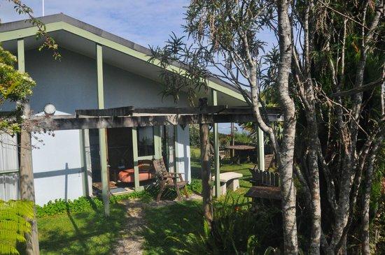 Kaeppeli's B&B: view of the property
