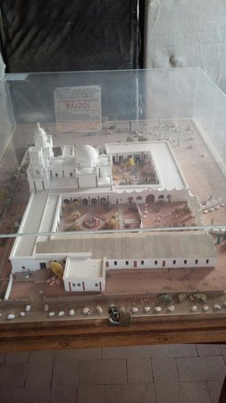 Mission San Xavier del Bac: The mission
