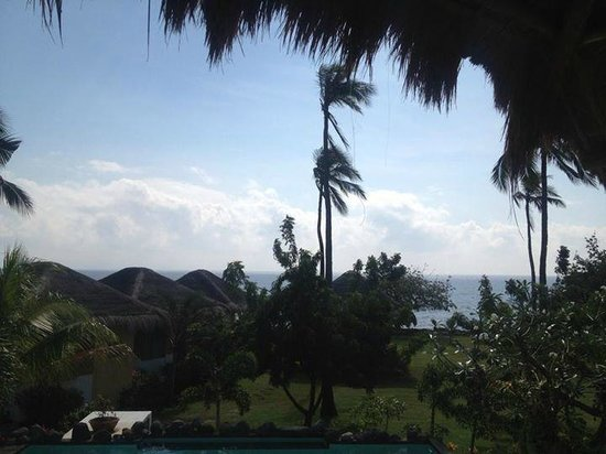 Liquid Dumaguete: view from our front porch