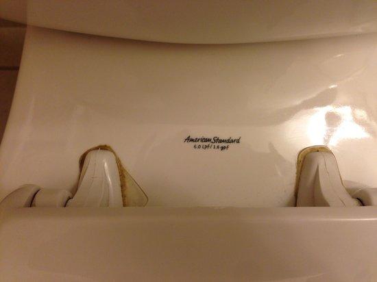 Hilton Garden Inn Columbia - Harbison: Toilet