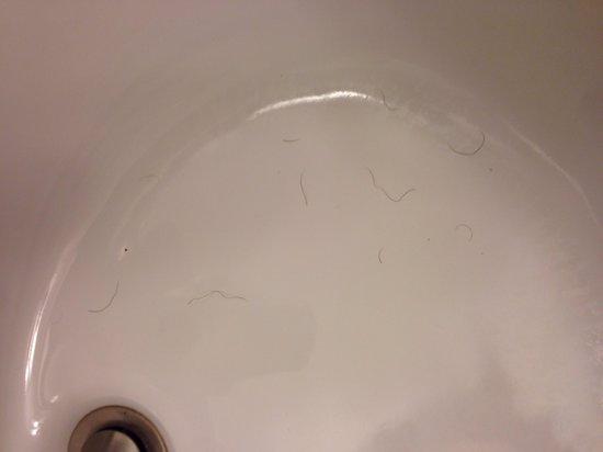 Hilton Garden Inn Columbia - Harbison: Bathroom sink