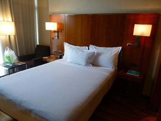 AC Hotel Aitana: just the right size