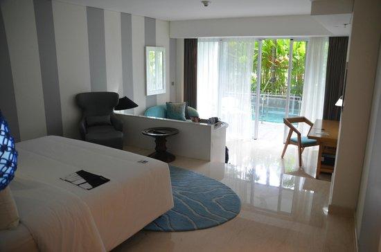 Le Meridien Bali Jimbaran : Room