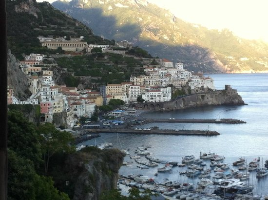 Hilton Sorrento Palace : Amalfi Coast - @ 1 hour over the mountain by car