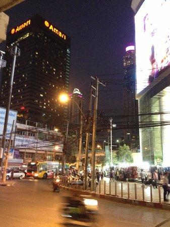 Amari Watergate Bangkok: Do it, book it, explore it!