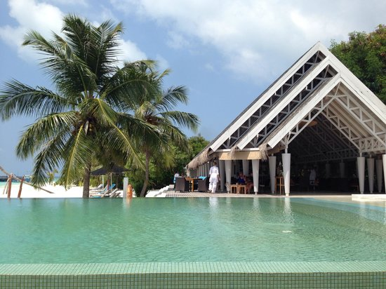 LUX* South Ari Atoll: Senses restaurant