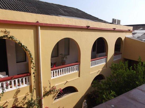 El Claustro Hotel House : Hotel interior