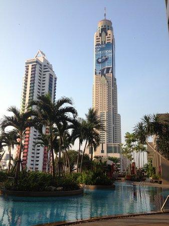 Amari Watergate Bangkok : The 8th floor