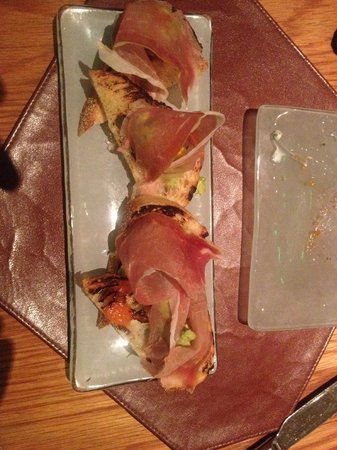 Sensi: Country Ham Appetizer