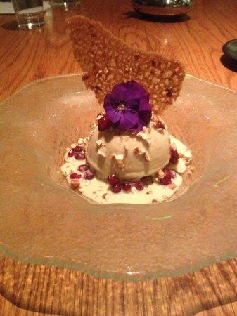Sensi: Spiced Cheesecake Dessert