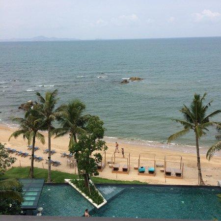 Cape Dara Resort: วิว