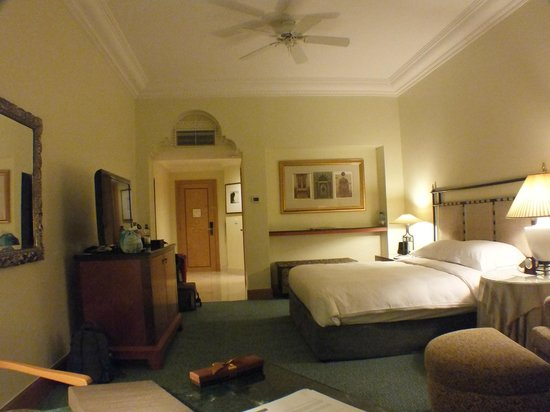Grand Hyatt Muscat: Our Room