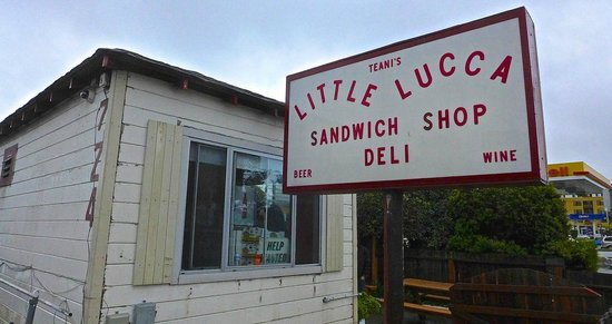 Little Lucca Sandwich Shop