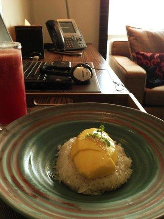 Le Meridien Bangkok : Good food overall.