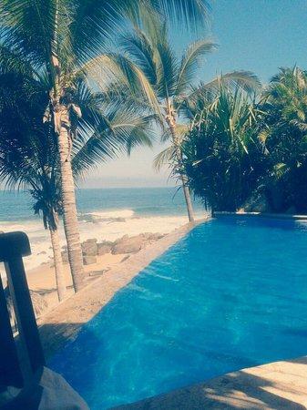 Playa Escondida: Piscina