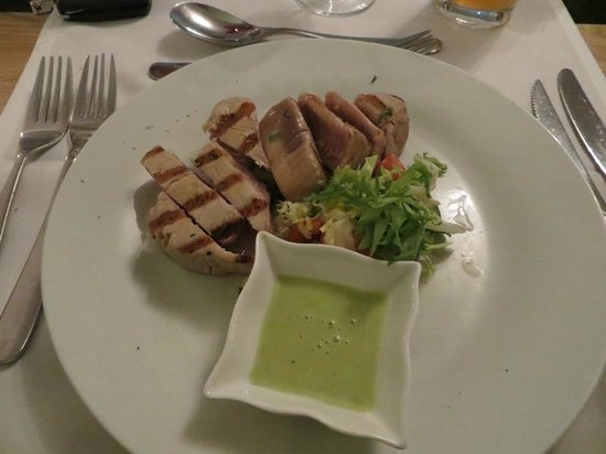 Bentley's Lounge & Grill: Delicious Tuna