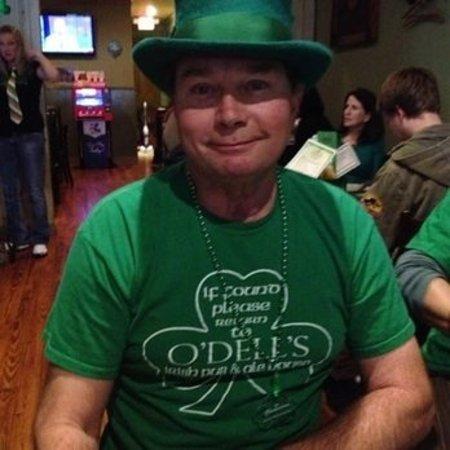 O'Dells Irish Pub & Ale House: Mr. Jerry O'Dell